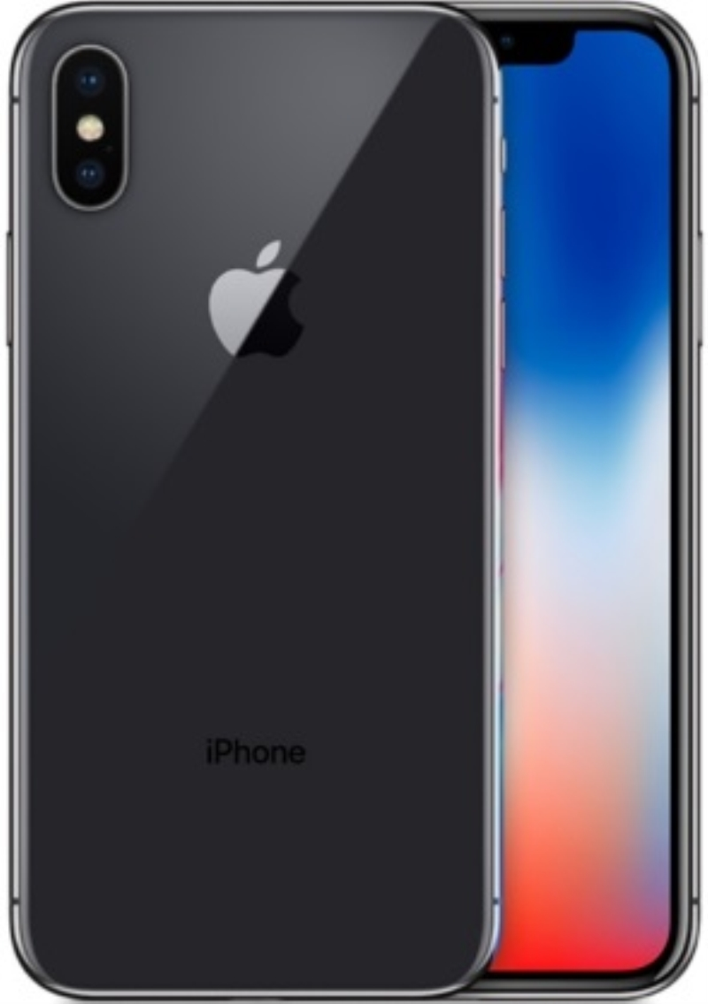 APPLE SMARTPHONE APPLE IPHONE X 256 GB SPACE GREY