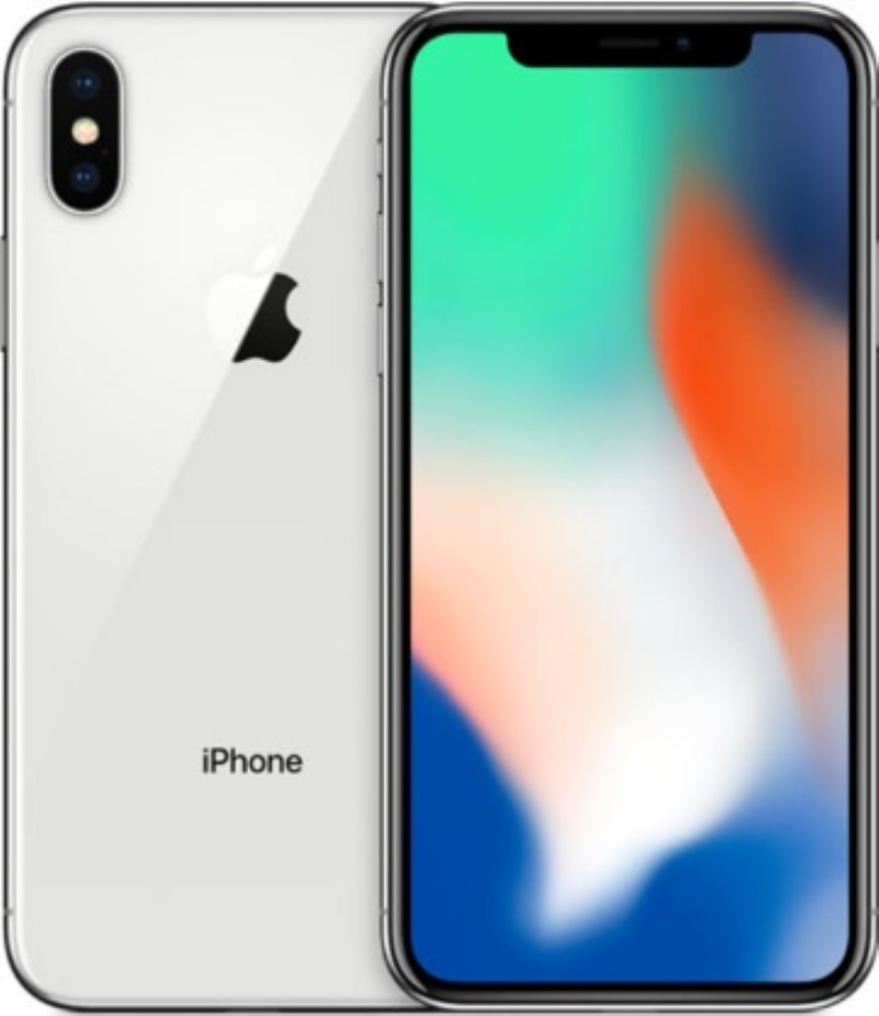APPLE SMARTPHONE APPLE IPHONE X 256 GB SILVER