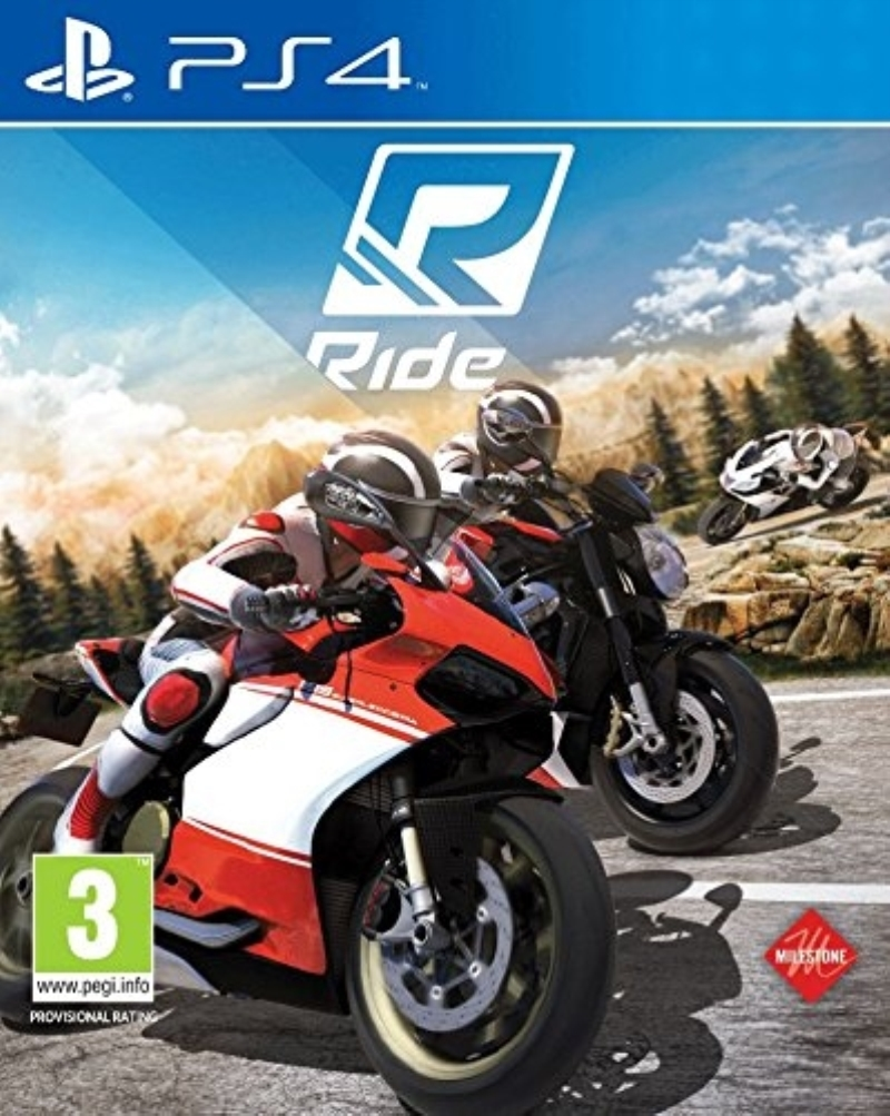 ELECTRONIC ARTS GAME SONY PS4 RIDE