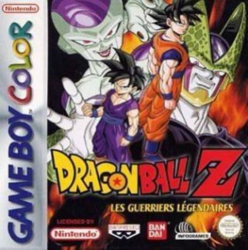 NINTENDO GAME NINTENDO  GBA DRAGON BALL Z