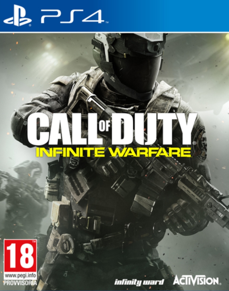 ACTIVISION GAME SONY PS4 CALL OF DUTY INFINITY WAREFARE