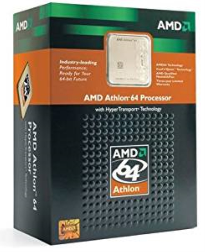 AMD PROCESSORE AMD ATHLON 3700+ 64BIT SOCKET 939 B.