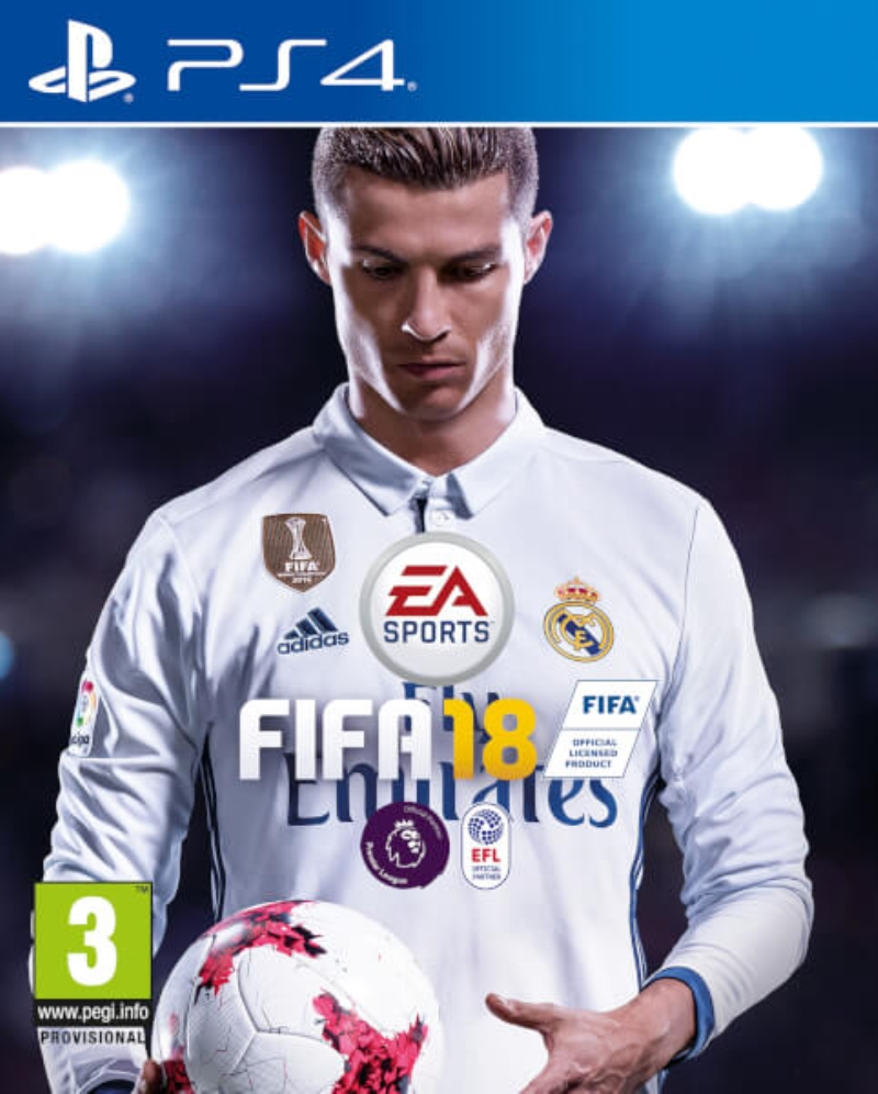 SONY GAME SONY PS4 FIFA 18