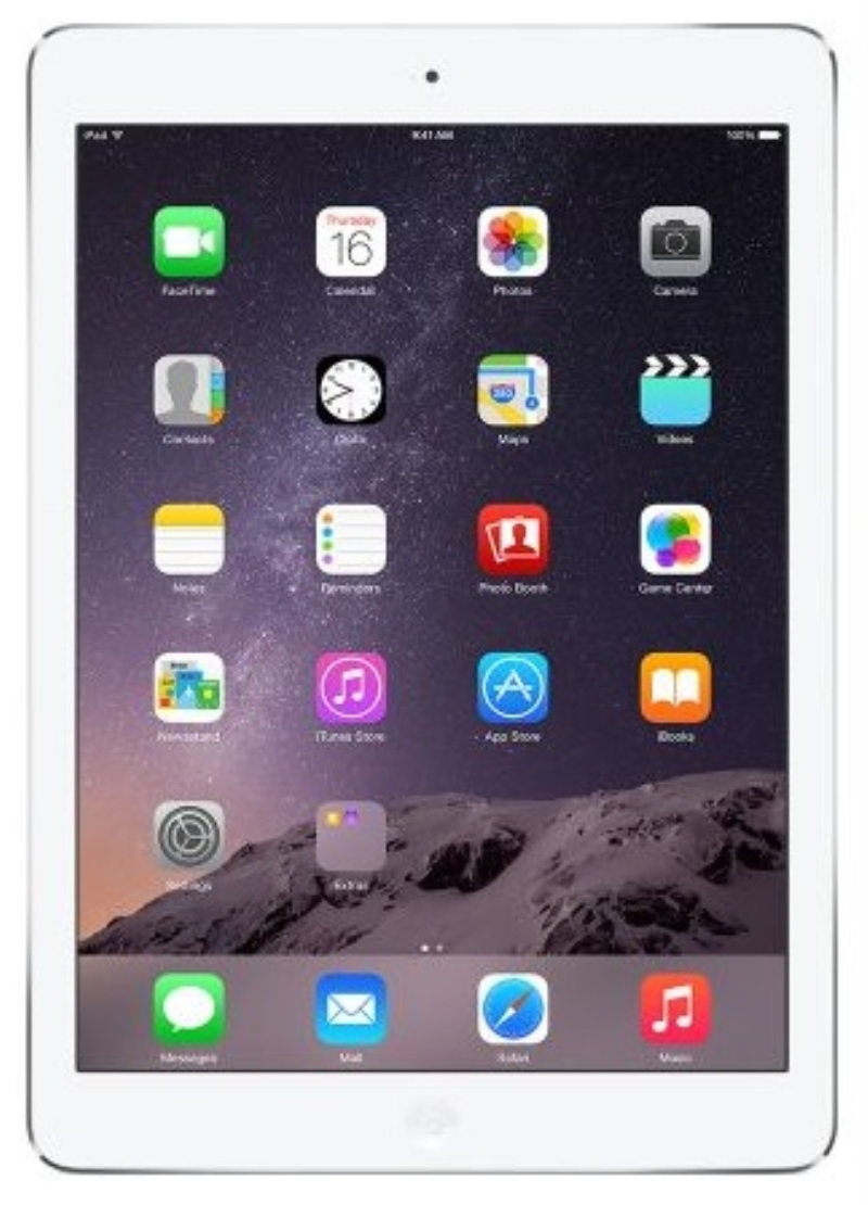 APPLE IPAD AIR WIFI + CELLA7 16 GB SILVER