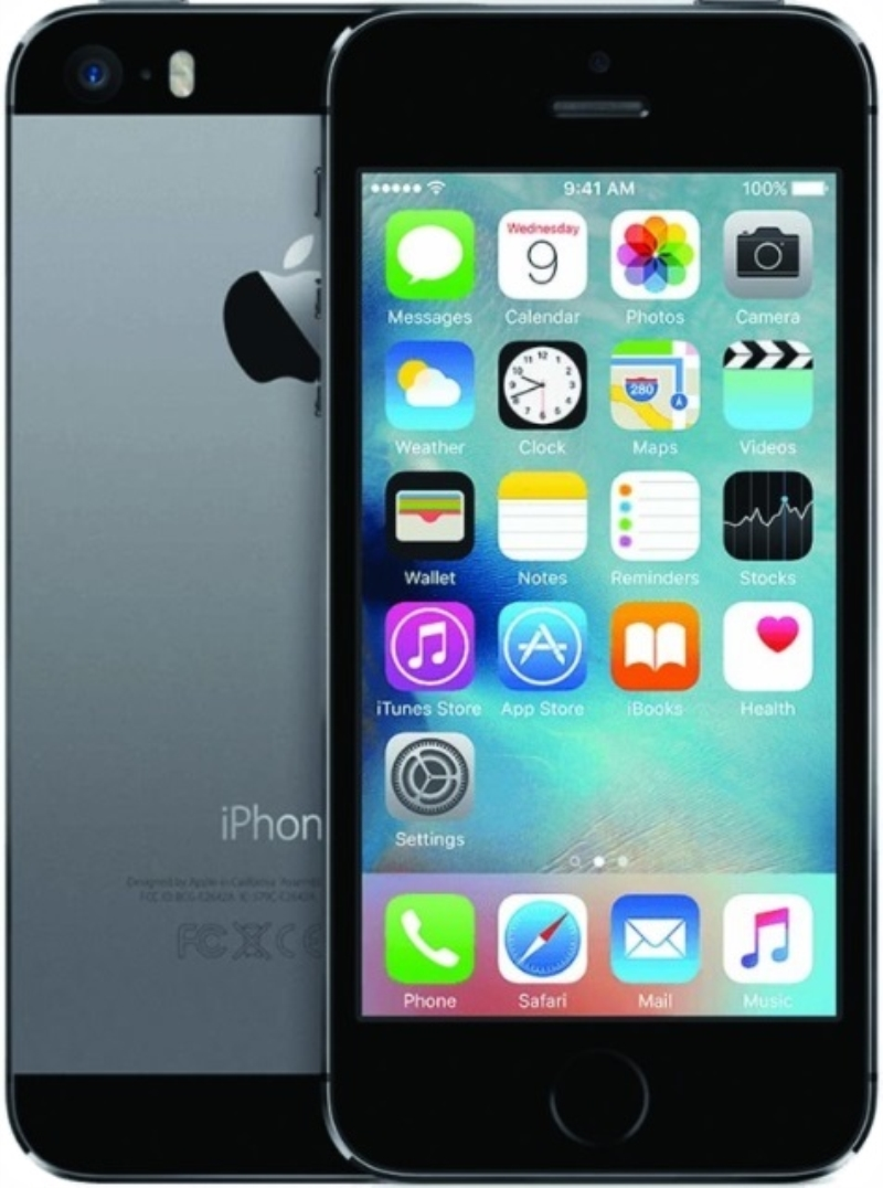 APPLE SMARTPHONE APPLE IPHONE 5S 16 GB SPACE GREY H3G