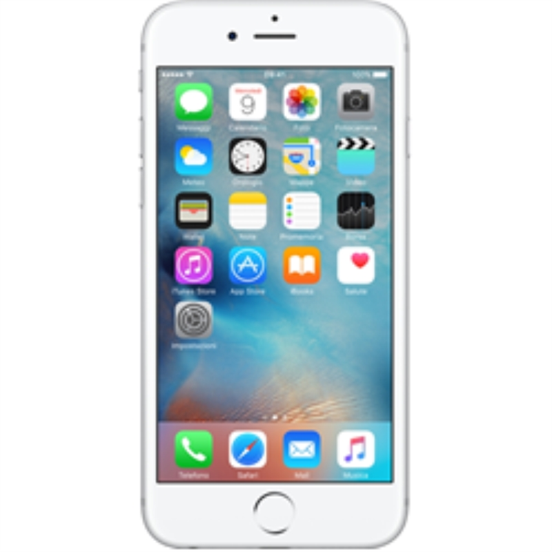 APPLE SMARTPHONE APPLE IPHONE6S 16GB SILVER H3G