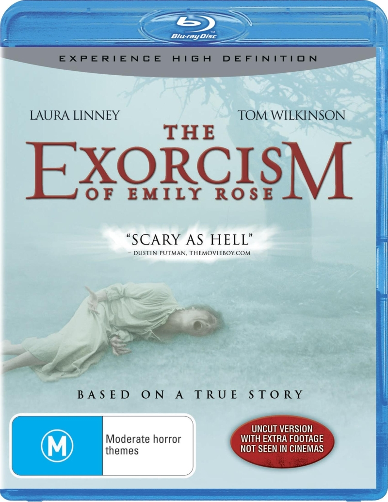 TECNOSTYL FILM BLU-RAY THE EXORCISM OF EMILY ROSE