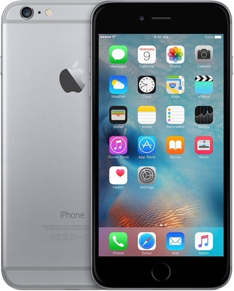 APPLE SMARTPHONE APPLE IPHONE 6S 64 GB SPACE GREY H3G
