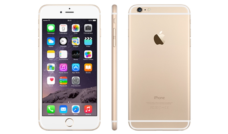 APPLE SMARTPHONE APPLE IPHONE 6S 16GB GOLD H3G