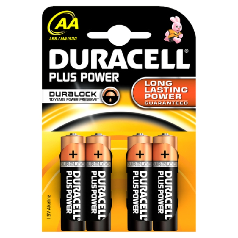 DURACELL DURACELL PLUS POWER AA MN1500