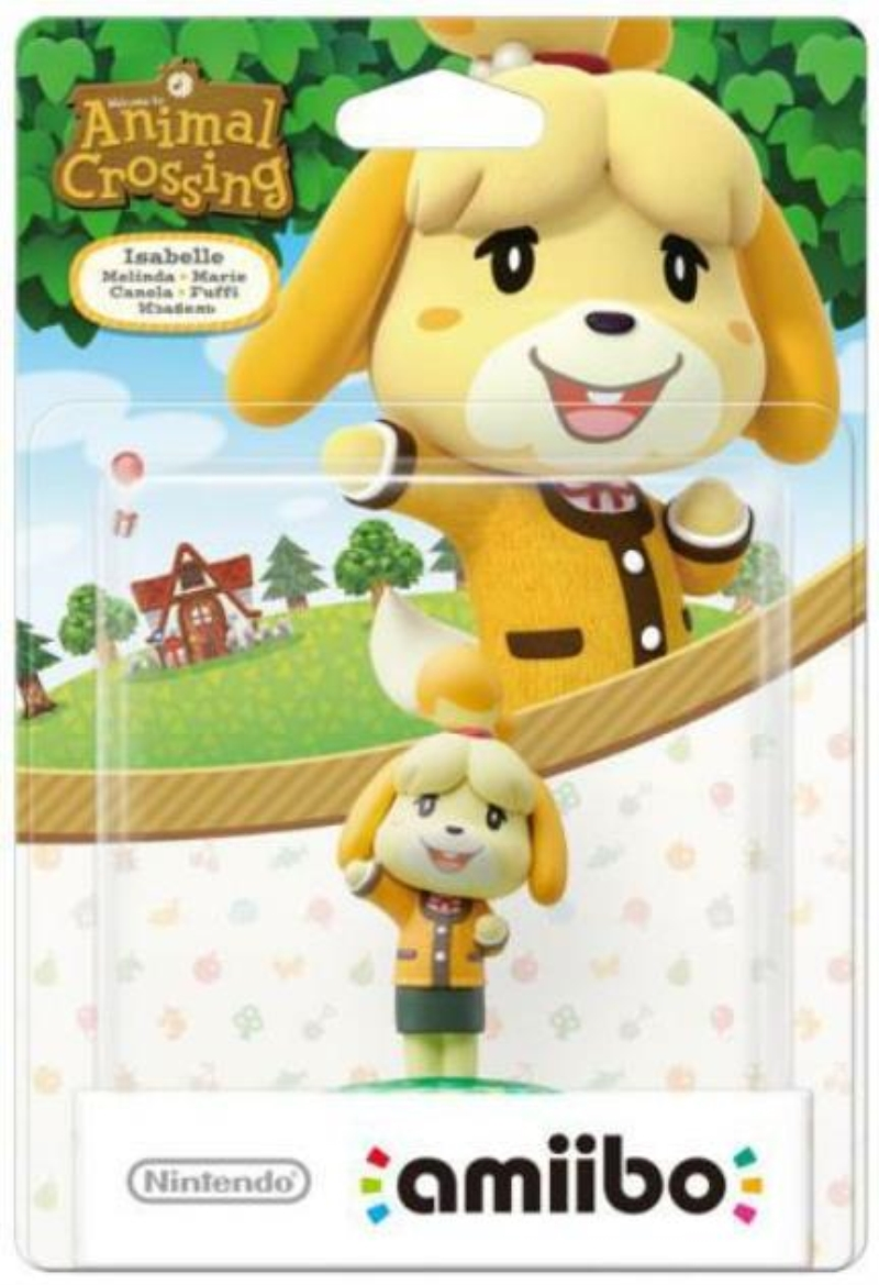 NINTENDO AMIIBO NINTENDO ANIMAL CROSSING ISABELLE